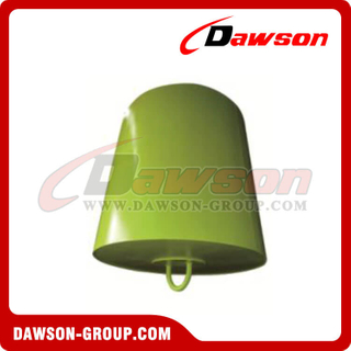 Marine Steel Floating Mooring Buoy / U Sharp Lug Boat Buoy