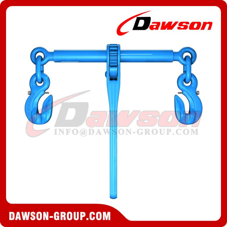 G100 Ratchet Type Load Binder with Safety Hooks for Lashing - Dawson Group Ltd. - China Manufacturer