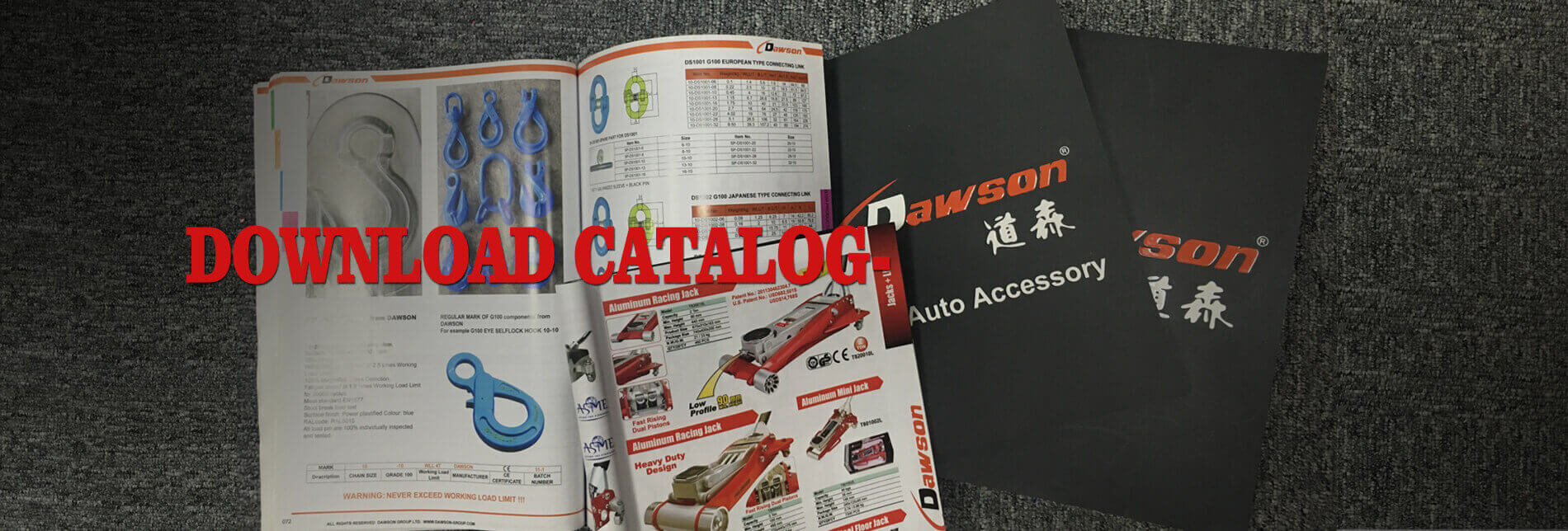Download - DAWSON LIFTING AND RIGGING SUPPLIER