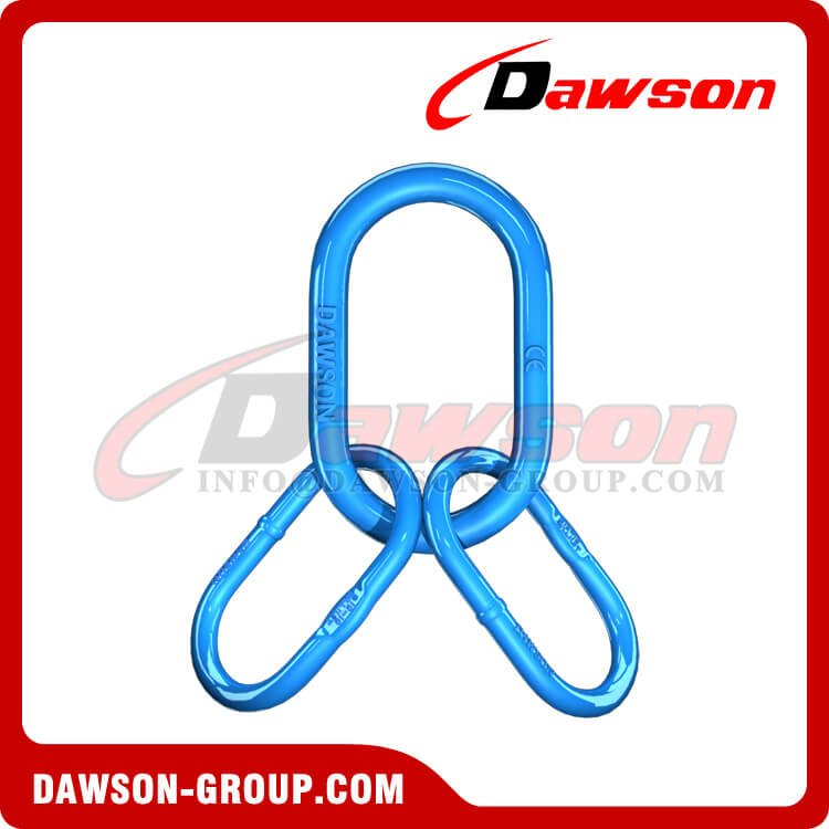 G100 Master Link Assembly for Wire Rope Lifting Slings - Dawson Group Ltd. - China Manufacturer