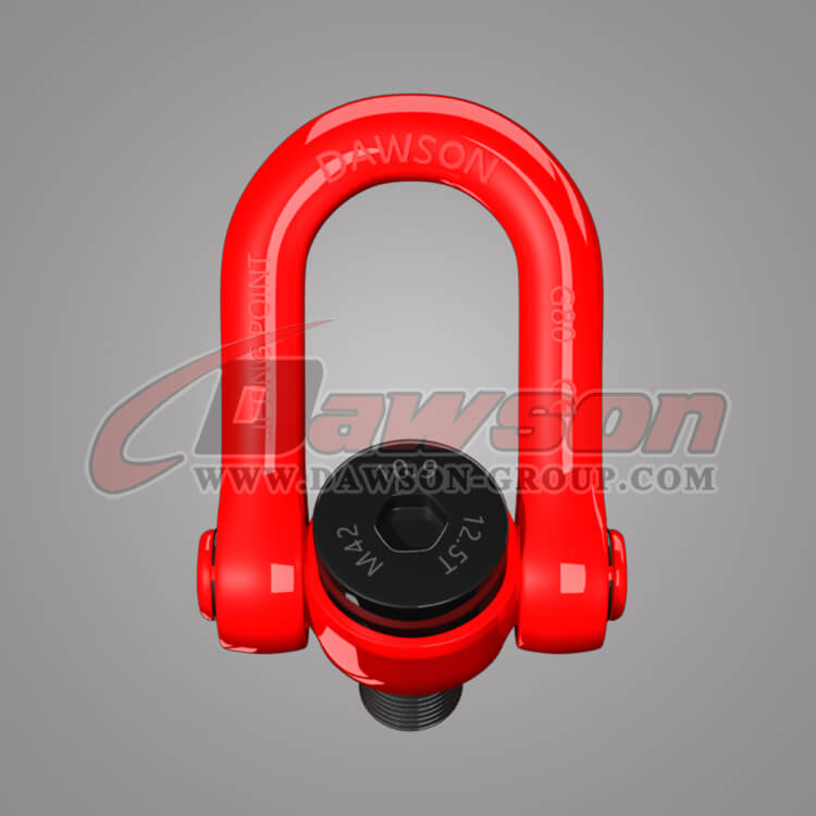 G80 Metric Thread Swivel Hoist Ring, Grade 80 Swivel Hoist Ring - China Supplier, Exporter