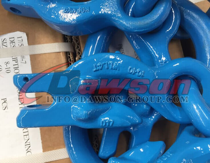 Grade 100 Master Link Assembly with 4 Grab Hook - Dawson Group Ltd. - China Factory