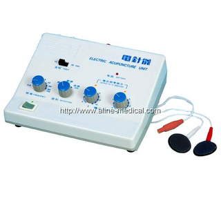 LOW-FREQUENCY ELECTRIC PULSE TREATMENT MACHINE