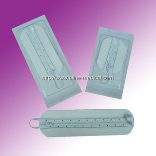 Medical Zipper Tape for Single Use