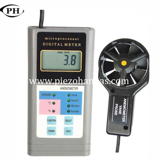high precision industrial ultrasonic anemometer for weather station