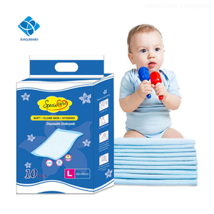 Disposable Soft Breathable Baby Urine Pad Diaper Changing Mat Hygiene Pad for Bed And Chair Protection
