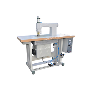 Ultrasonic Seamless Sealing Machine With Cutting