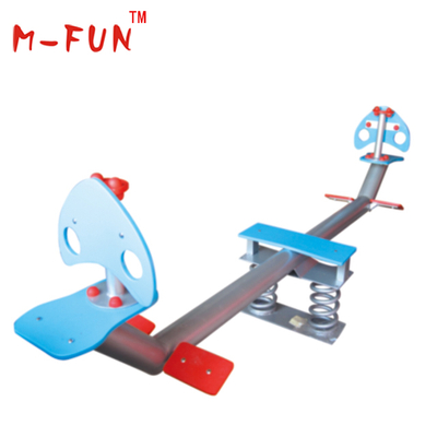 Kids cartoon seesaw