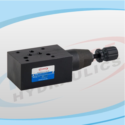 MPRV Series Modular Pressure Reducing Valves