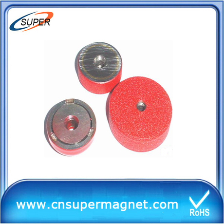 Cheap round AlNiCo Magnet/big round magnets/custom cast alnico magnet