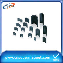 Hottest sale Arc Ferrite Magnet for motor