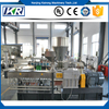 Co-Rotating Granules Extrusion Plastic Masterbatch Twin Screw Extruder Compound Machine