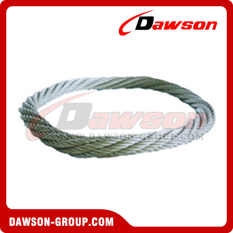 Endless Wire Rope Slings - Dawson Group Ltd. - China Manufacturer ...