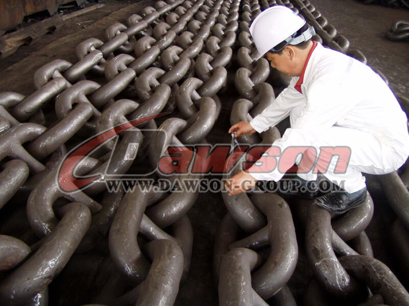 Marine Anchor Chain - China Supplier
