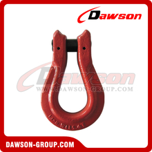 G80 / Grade 80 Long Shape Omega Link for Crane Lifting Chain Slings