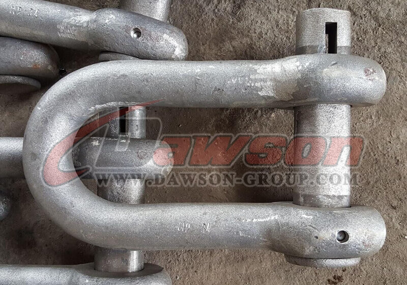 Connecting Link, Joining Shackle for Mooring Anchor Chain - China supplier