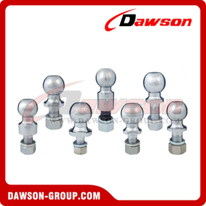 Chrome or Zinc Finish Standard Hitch Balls