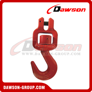 DS616 G80 Clevis Swivel Hook for Chain Slings