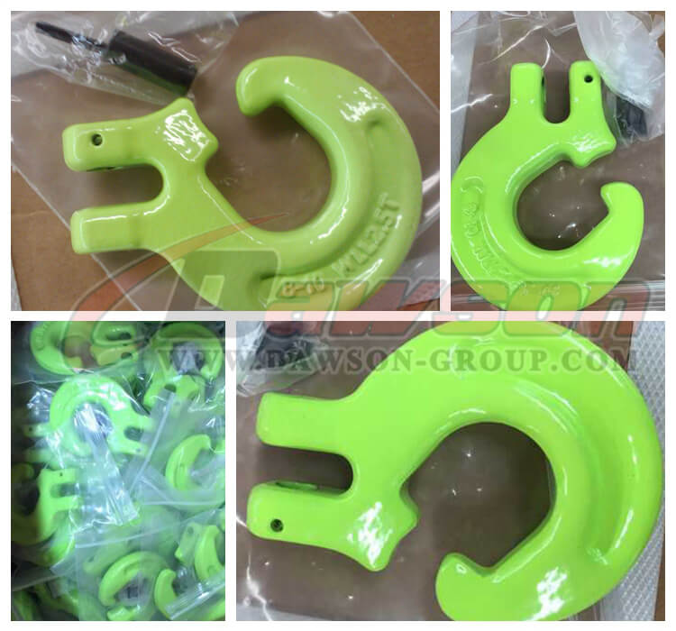 DS1021 G100 Clevis Forest Hook for Logging - Dawson Group Ltd. - China Manufacturer, Supplier, Factory