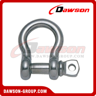 Stainless Steel US Type Anchor Shackle
