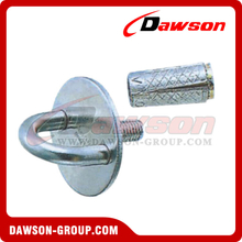 Stainless Steel Round Eye Plate