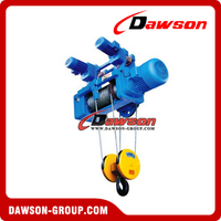 Hook Suspension type Hoist 4-1 Electric Wire Rope Hoist