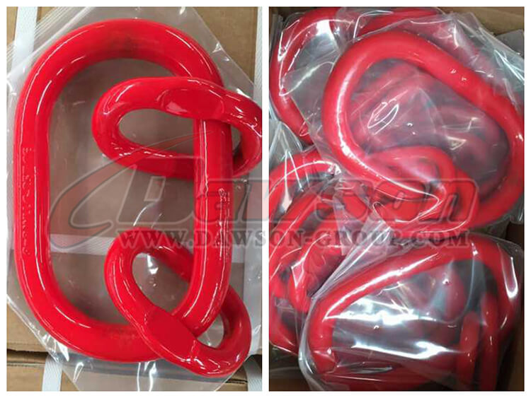 DS032 G80 European Type Master Link Assembly for Chain Slings / Wire Rope Slings - China Manufacturer, Supplier, Factory