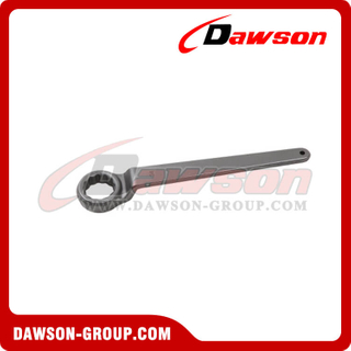 DSTD1204 Single Ended Ring Spanner Deep Offset