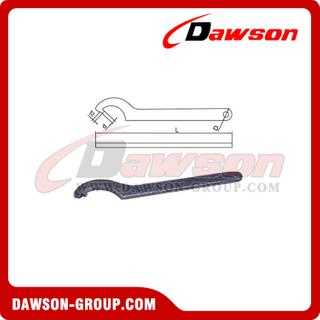 DSTD1211 Hook Wrench With Pin