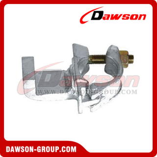 DS-A102 Coupler with Welded L Plank