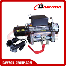 4WD Winch DGS6000 - Electric Winch