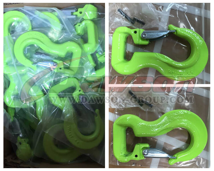 DS1043 G100 Synthetic Sling Hook - Dawson Group Ltd. - China Manufacturer, Supplier, Factory