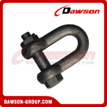 Threaded Shackle for Ship Anchor Mooring Chain