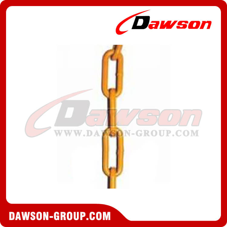 GRADE 80 ALLOY LASHING CHAIN - Dawson Group