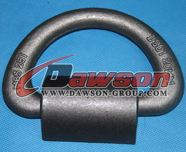 25Ton Forged D Ring With Wrap - China Manufacturer Supplier Dawson Group