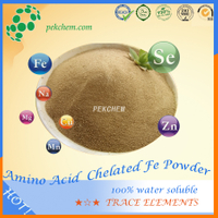 Amino acid chelated Fe nutrient