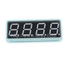 0.39 Inch 4 Digits numeric Display