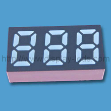 0.25 Inch 7 Segment LED Display