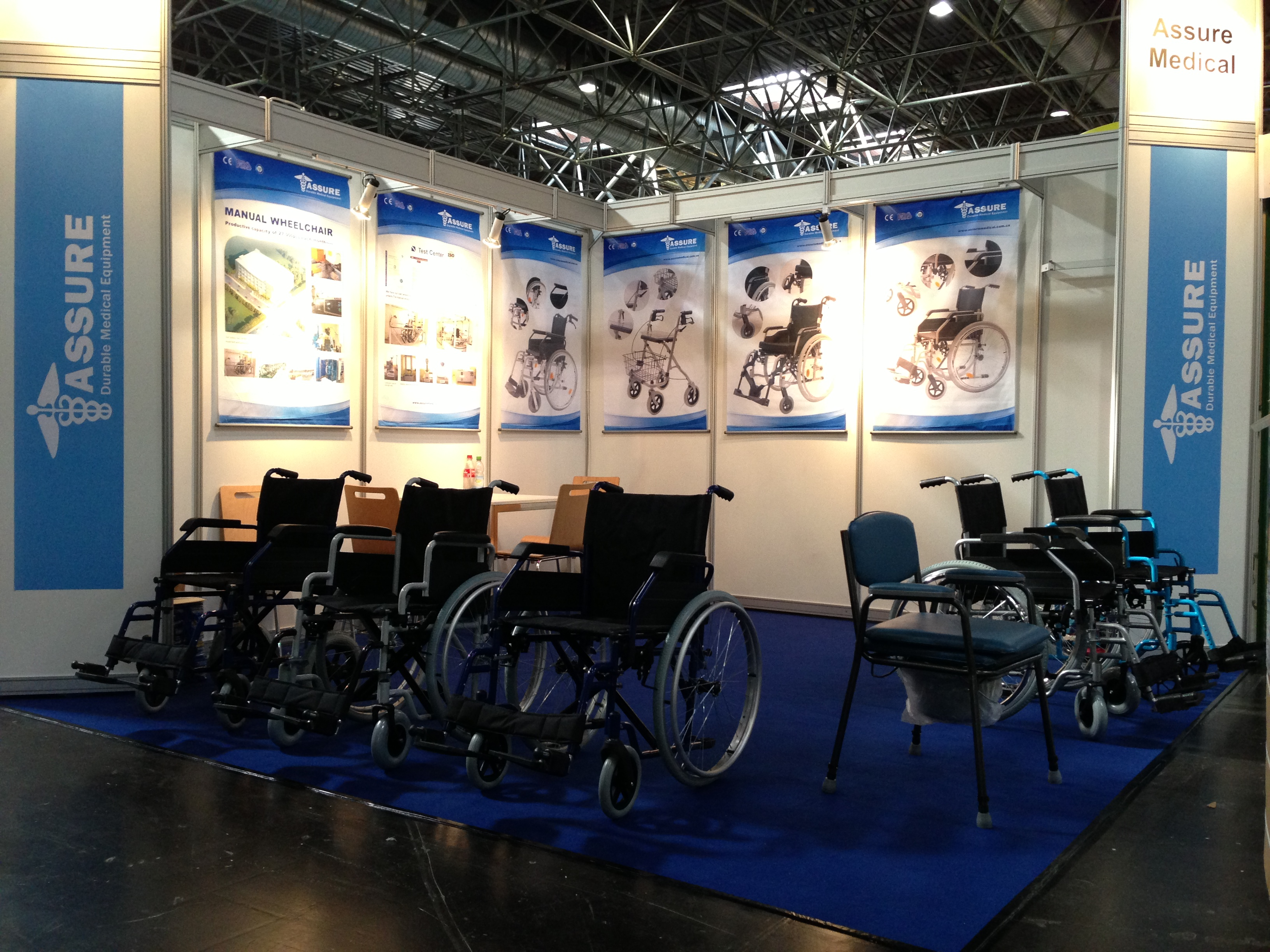 2013 Rehacare 25˜28 Sep