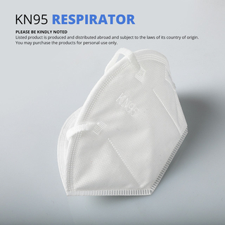 CE Cetificated KN95 Dustproof Anti-fog And Breathable Face Masks 95% Filtration N95 Masks
