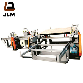 Plywood Automatic Four Sides Trimming Saw