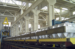 Flask Molding Line