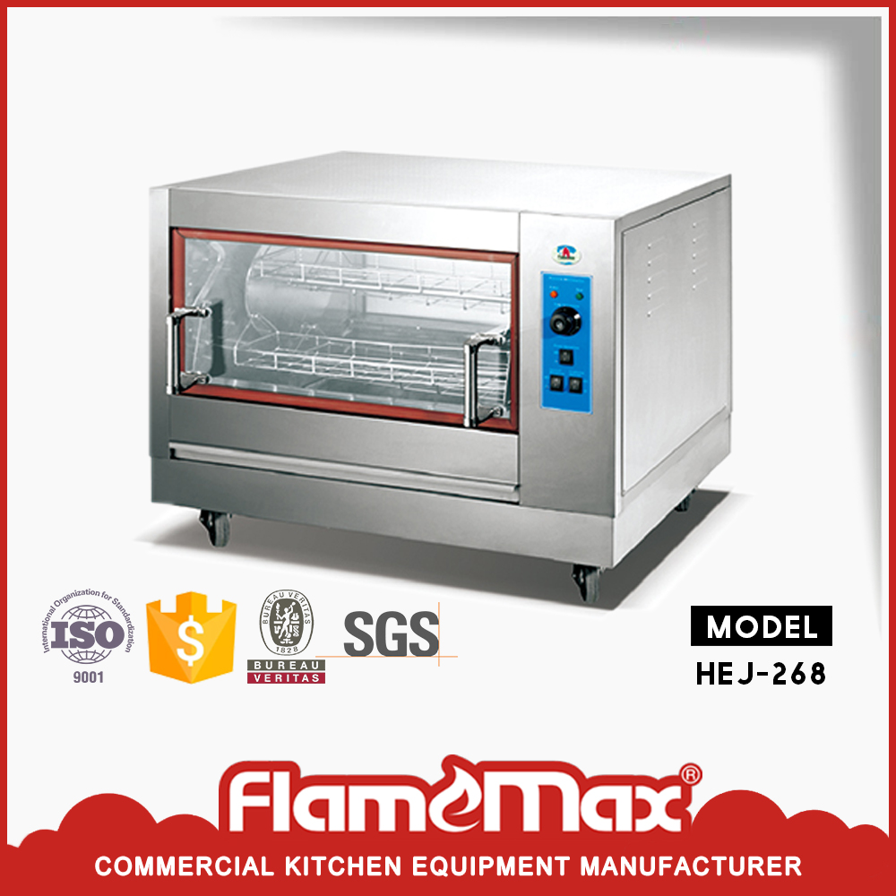 FLAMEMAX, HEJ-268 electric chicken rotisseries