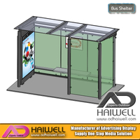 Bus Shelter Manufacturers - China Bus Shelter Suppliers