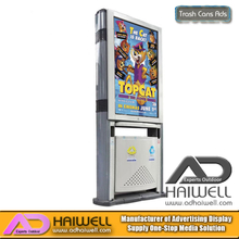 China Supplier Mülleimer Werbung Light Box - Adhaiwell