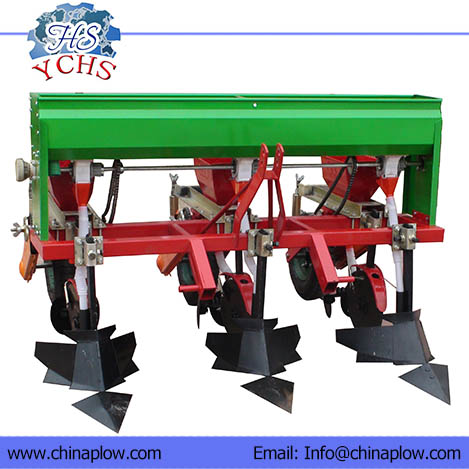 Corn No-tillage Drill Fertilizer