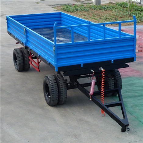 Non-tipping Trailers