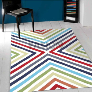 Fashion High Quality Decor Area Rug Soft Floor Carpet