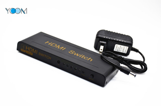 1080P HDMI Splitter 1X5 Support 3D