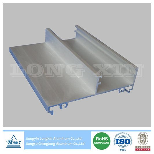 Anodized Aluminium Extrusion as Window Frame